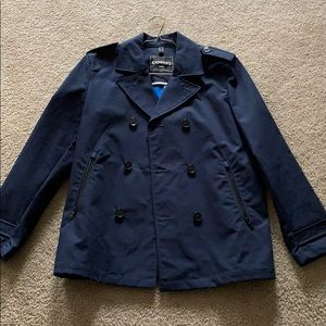 Express Peacoat Mens Navy size M